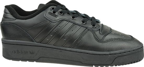 adidas Rivalry Low EF8730, Mannen, Zwart, Skate Sneakers, maat: 48 EU