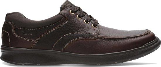 Clarks - Herenschoenen - Cotrell Edge - H - brown oily - maat 10,5