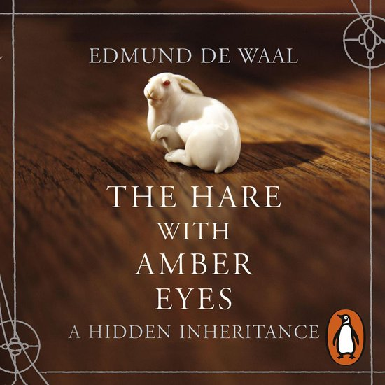 Boek cover The Hare With Amber Eyes van Edmund de Waal (Onbekend)