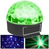 Lichteffect - MAX Jelly DJ Ball muziek gestuurd LED lichteffect