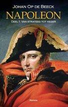 Omslag Napoleon Deel 1: van strateeg tot keizer