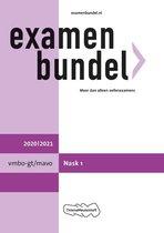 Boek cover Examenbundel vmbo-gt/mavo NaSk1 2020/2021 van