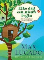 Boek cover Elke dag een nieuw begin van Max Lucado (Paperback)