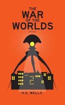 Boek cover The war of the worlds van H.G. Wells