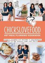 Boekomslag van 'Chickslovefood  -   Het meal planning-kookboek'