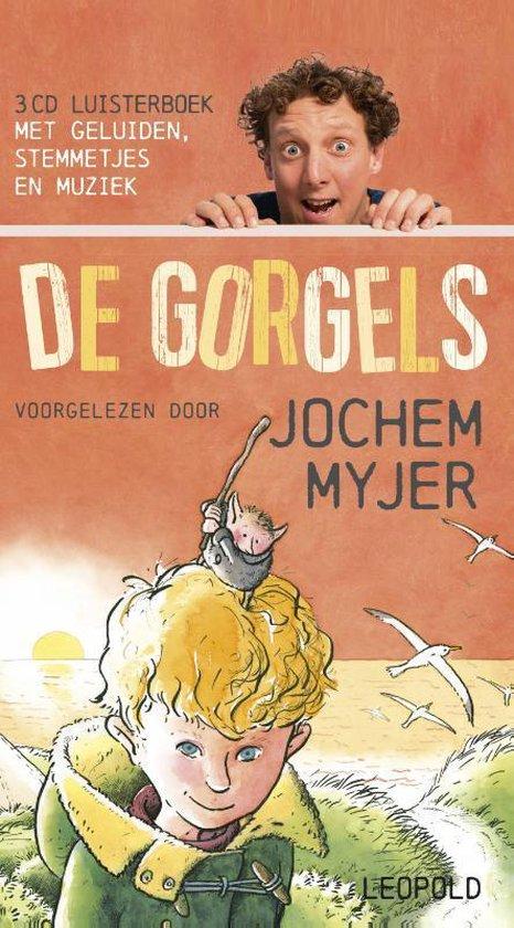 Boek cover Gorgels  -   De Gorgels [3CD] van Jochem Myjer (Onbekend)