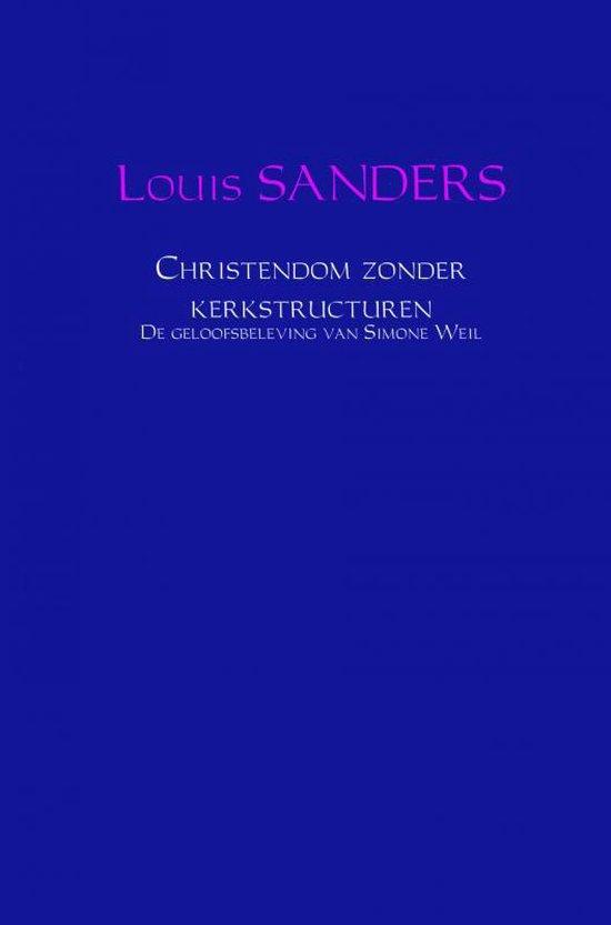 Cover van het boek 'Christendom zonder kerkstructuren'