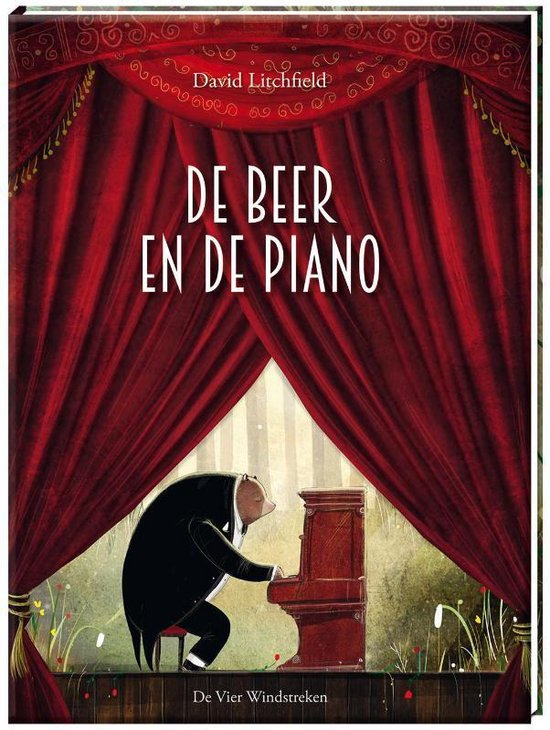 De beer en de piano