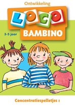 Bambino Loco 1 Concentratiespelletjes