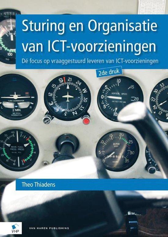 Omslag van Sturing en Organisatie van ICT-voorzieningen