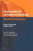 Groot medisch vertaalwoordenboek set 2 delen