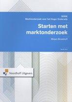 Marktonderzoek voor het Hoger Onderwijs  -   Starten met marktonderzoek