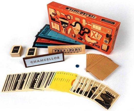 Secret Hitler Bordspel - Deluxe editie - Secret Hitler