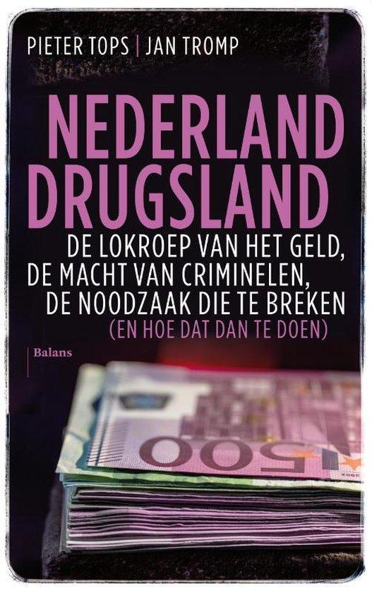 Boek cover Nederland drugsland van Jan Tromp (Paperback)