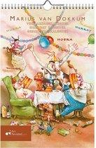 Marius van Dokkum Verjaardagskalender - Opa Jan