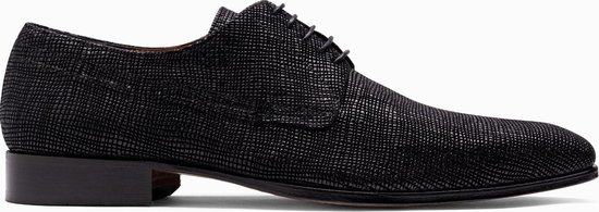 Paulo Bellini Dress Shoe Lodi Leather Lack Black.