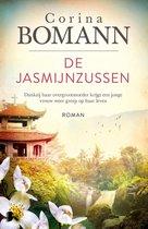 Boek cover De jasmijnzussen van Corina Bomann (Onbekend)