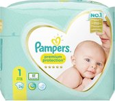 Pampers Premium Protection Newborn Baby maat 1 - 26 stuks