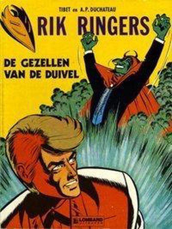 Rik Ringers: 012 De ezellen van de Duivel