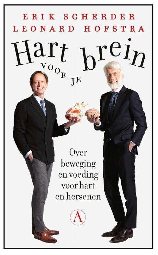 Boek cover Hart voor je brein van Erik Scherder (Paperback)