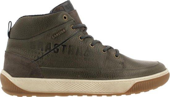 Gaastra Heren Hoge sneakers Denzel Mid Tmb - Grijs - Maat 45
