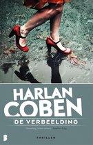Boek cover De verbeelding van Harlan Coben