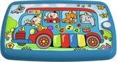 Bumba - muziekbus - met mini piano en Bumba geluidjes en liedjes - inclusief batterijen