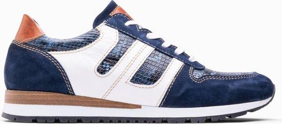 Paulo Bellini Sneaker Castello Blue White.