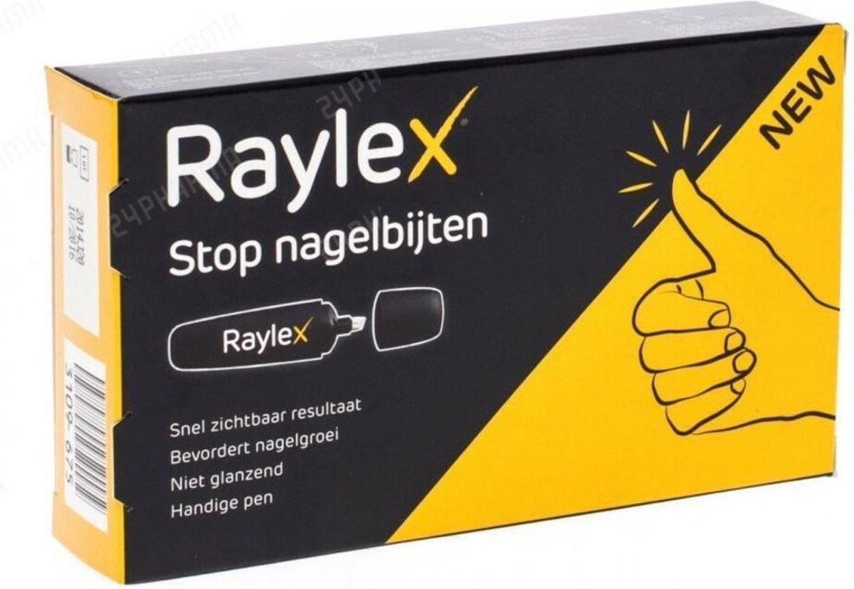 Raylex anti-nagelbijt 1.5 ml