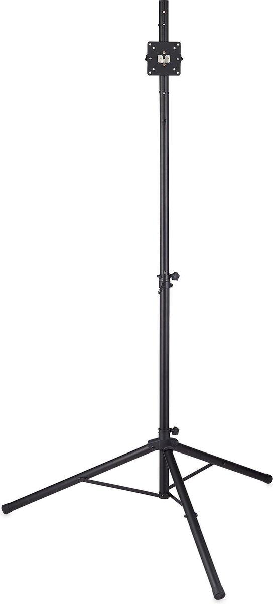 relaxdays dartbord standaard - mobiele dartstandaard - tv standaard - hoogte verstelbaar