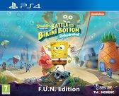 Spongebob SquarePants: Battle for Bikini Bottom - Rehydrated - F.U.N Edition - PS4