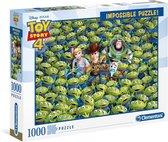 Clementoni Legpuzzel Toy Story 4 1000 Stukjes