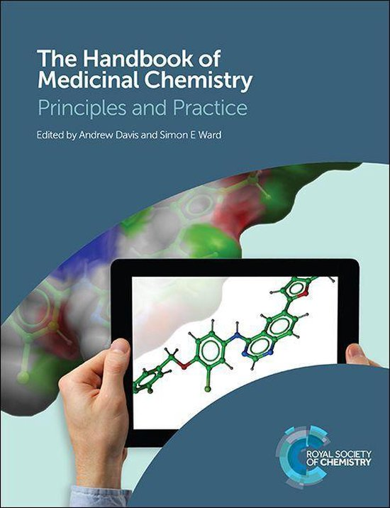 Boek cover The Handbook of Medicinal Chemistry van Simon Campbell (Onbekend)