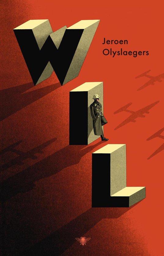 Boek cover Wil van Jeroen Olyslaegers (Hardcover)