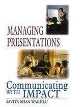 Managing Presentations