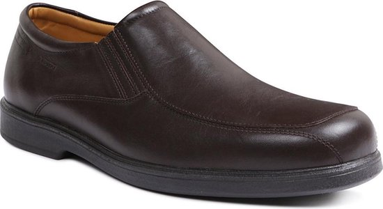 Sledgers Muland Leather Brown - Maat 46