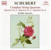 Schubert: String Quartets Vo.4