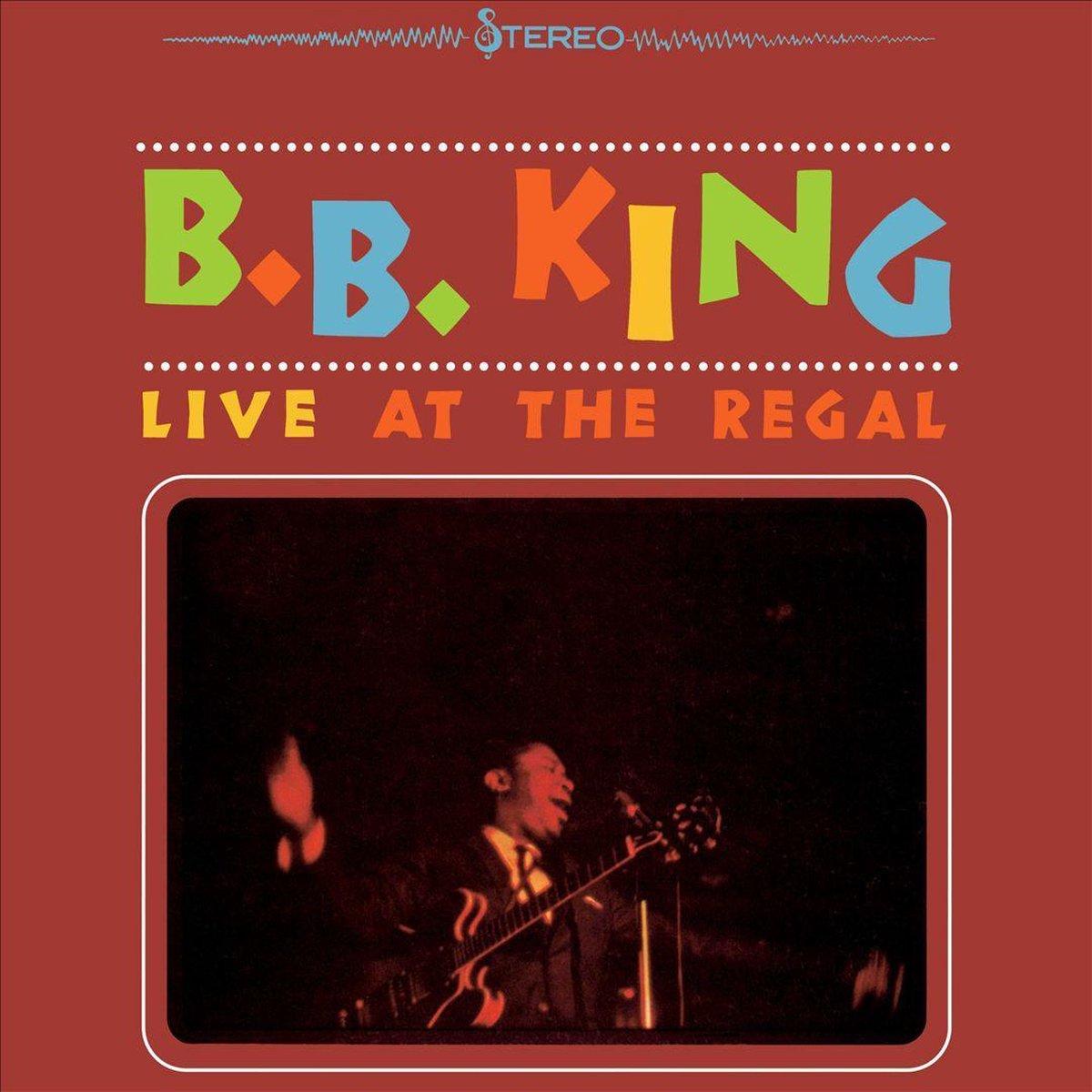 Live at the Regal (LP) - B.B. King