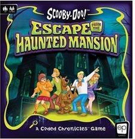 Afbeelding van het spel Scooby-Doo Escape From The Haunted Mansion