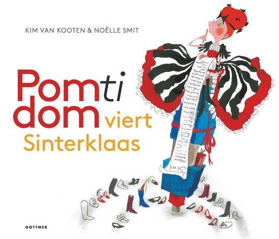 Pomtidom viert Sinterklaas - Kim van Kooten | Readingchampions.org.uk