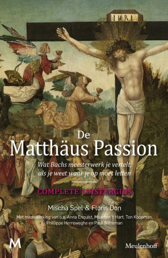Boek cover De Matthäus-Passion van Floris Don (Hardcover)