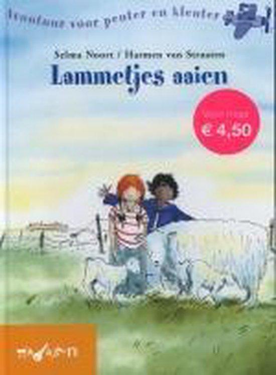 Avontuur voor peuter en kleuter / Lammetjes aaien - Selma Noort |