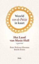 Boek cover Wereld van de Po¿zie in kaart (5 ex.) van Peter Holvoet-Hanssen