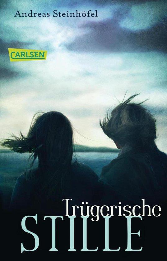 Boek cover Trügerische Stille van Andreas Steinhöfel (Onbekend)