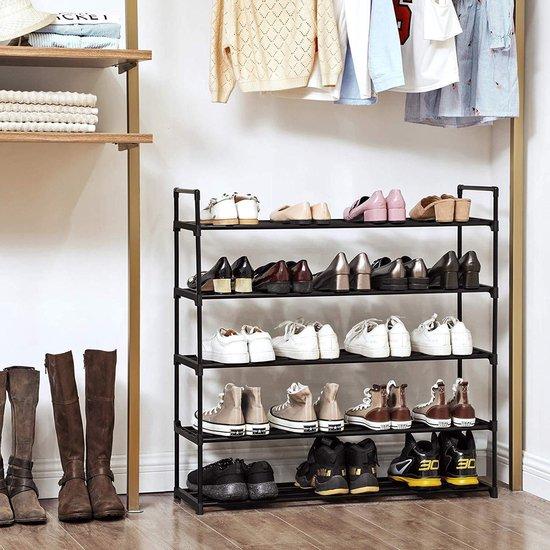 Nancy's Schoenenrek Schoenenkast Voor 25 Paar Schoenen Schoenenrekken