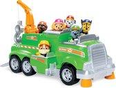 PAW Patrol Total Team Rocky's Recycle Truck met 6 Figuren