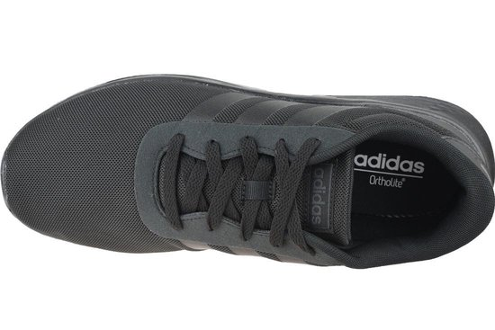 adidas Lite Racer 2.0 EG3284, Mannen, Zwart, Sneakers maat: 40 2/3 EU