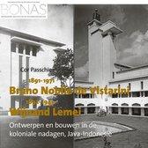 BONAS  -   Bruno Nobile de Vistarini (1891-1971) en Wijnand Lemei (1892-1945