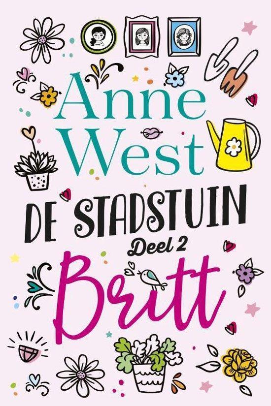 De stadstuin 2 - Britt - Anne West |