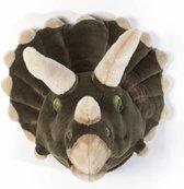 Dierenkop Trophy Dinosaurus Adam   Wild & Soft